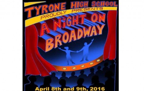 Spend 'A Night On Broadway' with TAHS Drama Club on April 8-9