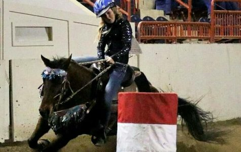 Tyrone Junior to Compete in National Rodeo Competition in Texas