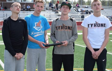 Boys Track Team Wins Mountain League Championship for 2nd Straight Season
