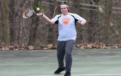 Boys Tennis Falls to Clearfield 3-4