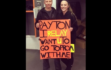 TAHS Promposal Contest: Relaying to Prom