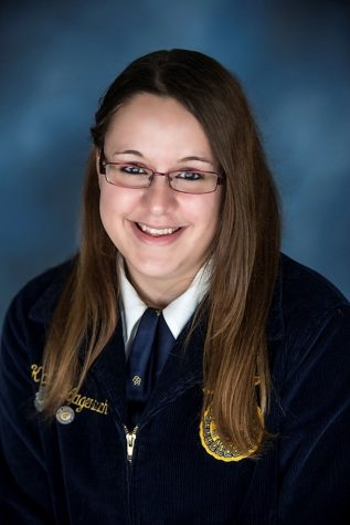 Tyrone Senior Places Sixth at Regional FFA Public Speaking Competition