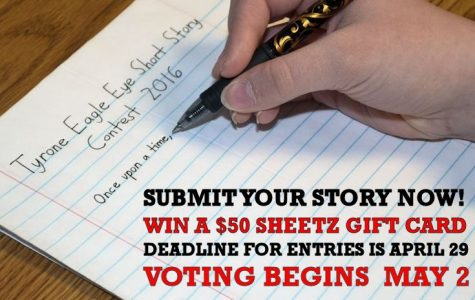 Enter the 3rd Annual Eagle Eye-Renaissance Short Story Contest