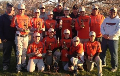 Tyrone 12U All Star Team Takes First at Maryland Tournament