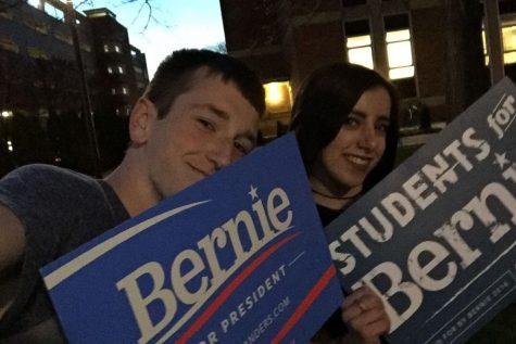 Election 2016: Tyrone Students Attend Sanders Rally in State College
