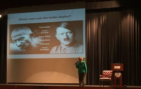 Holocaust Survivor Shares Story with TAHS Students