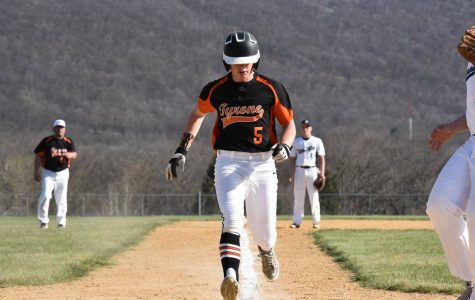 Eagles Fly Over Rams for 1st Mountain League Win