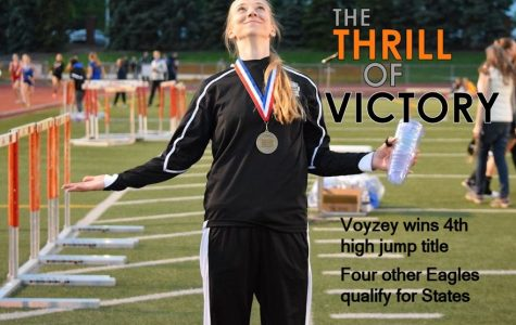 Setting Sail: Voyzey and Four Other Tyrone Athletes Qualify for States at Shippensburg University