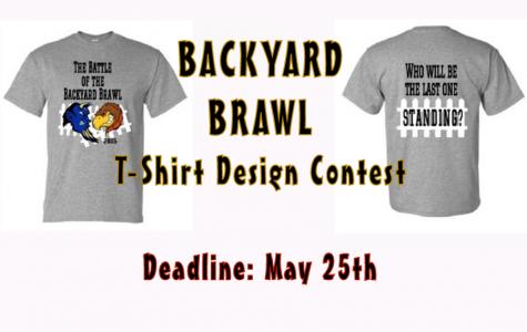 2016 Backyard Brawl T-Shirt Design Contest