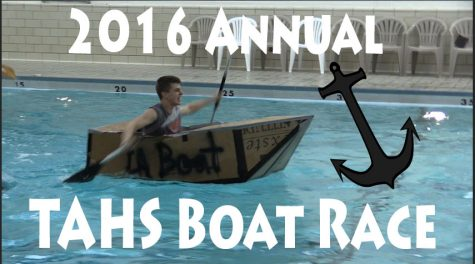 Eagle Eye Video: 2016 TAHS Annual Boat Race