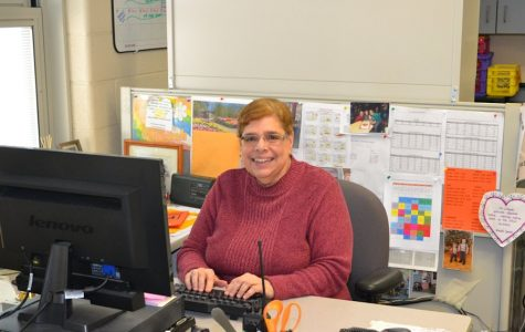 TAES Secretary Rose Castagnola to Retire After 34 Years