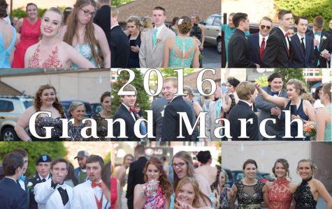 "Photo Flash: 2016 TAHS Prom ""Grand March"""