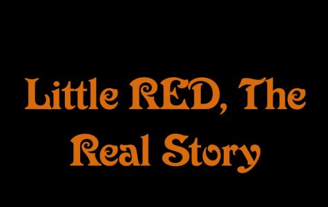 Little RED, The Real Story by Desiree Sparks