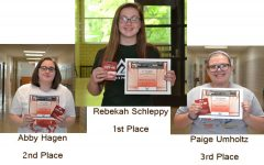 2016 Eagle Eye Short Story Contest Winners