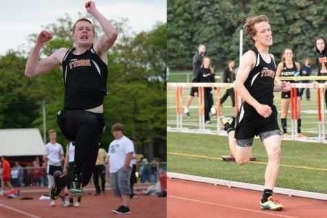 Athletes of the Week: Cullen Raftery & Adam Zook