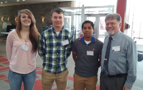 Tyrone Students Attend Diversity Summit at St. Francis University