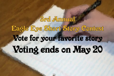 2015 Eagle Eye Short Story Contest winners