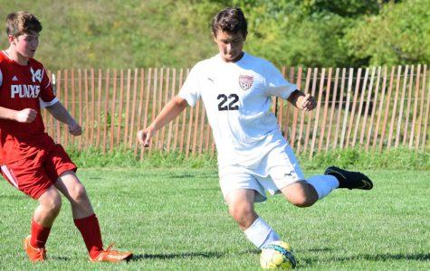 Photo Flash: Varsity Boys Soccer vs Punxsutawney