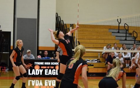 Rough Week for Tyrone Volleyball