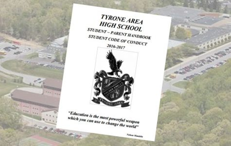 High School Student Handbook Undergoes Minor Changes for 2016