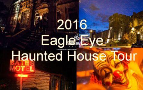 2016 Eagle Eye Haunted House Tour