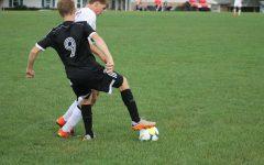 Tyrone Boys Soccer win 4-2 against Penns Valley Rams