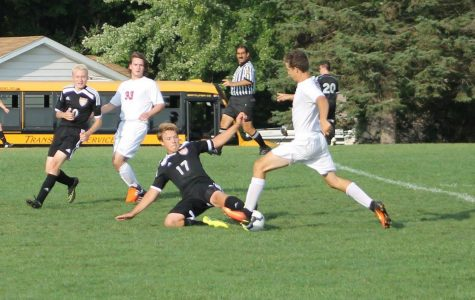 Tyrone Boys Soccer loses 5-2 to Bellefonte and 3-0 to Bald Eagle