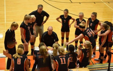 Girls Volleyball Comes Back from Two Set Deficit to Defeat Penns Valley 3-2