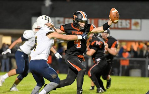 Tyrone Fails To Tame The Tigers of Hollidaysburg