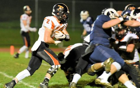 Tyrone's Offense Comes To Life In 20-10 Victory Over Penns Valley