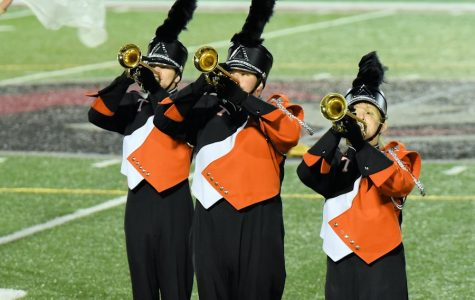 Tyrone Band Places Second at Chapter Championships at IUP