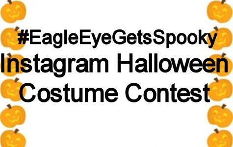 #EagleEyeGetsSpooky with the First Annual Instagram Halloween Costume Contest
