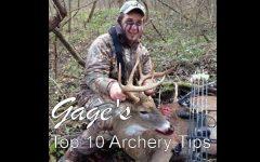 Top 10 Early Archery Season Tips