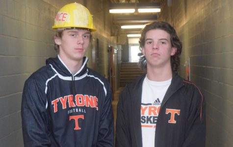 Athletes of the Week: Jake Meredith and Parker Mitchell