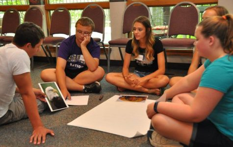 Tyrone Sophomores Participate in Blair Chamber of Commerce Leadership Program