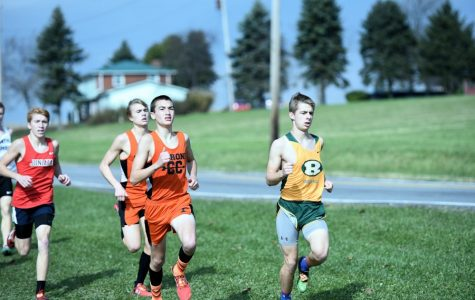 Tyrone XC Team Qualifies Two for States