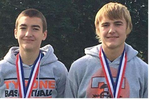 Athletes of the Week: Joe and Zach Kohler