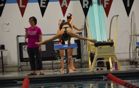 Eagles Outdone by Clearfield at Tri-Meet; Girls defeat PV