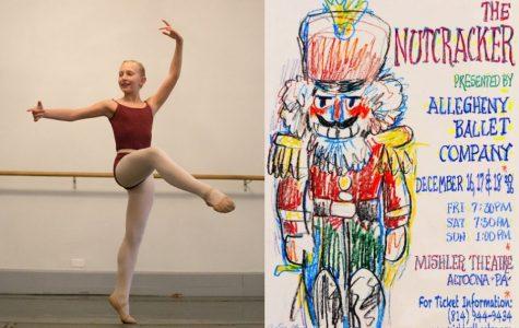TAMS 5th grader to perform as Clara in Allegheny Ballet's Nutcracker