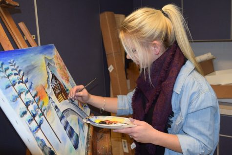 January Artist of the Month: Vika Walk