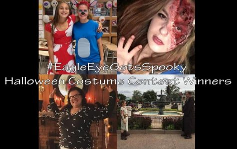 Congratulations to the First Annual #EagleEyeGetsSpooky Halloween Costume Contest Winners