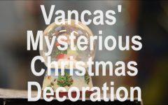 Mr. Vancas' Mysterious Christmas Decorations