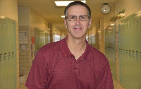 December Renaissance Teacher of the Month: Mr. Ron Wilson