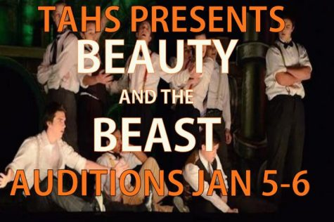 Auditions for Tyrone's Annual Musical Beauty and the Beast