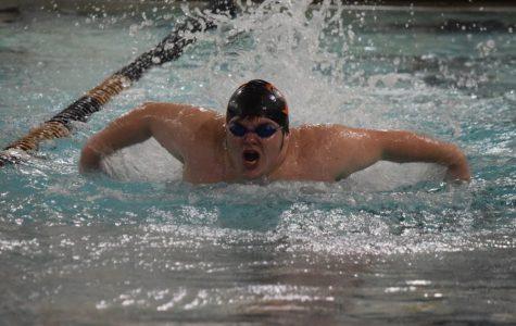 Photo Flash: Swimming vs. Northern Cambria