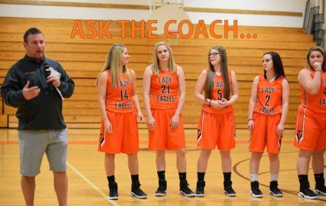 Ask the Coach with Lady Eagles Head Coach Luke Rhoades