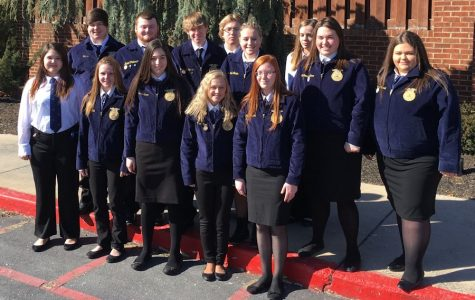 Tyrone Area FFA Members get Activated through ACES