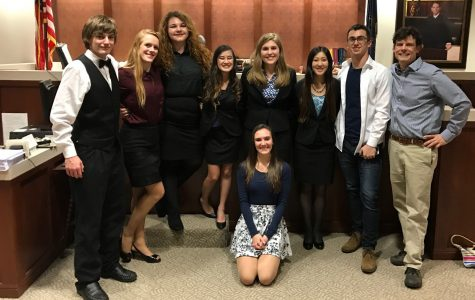 Closing Statements: Mock Trial Concludes Season with Close Loss to Altoona A