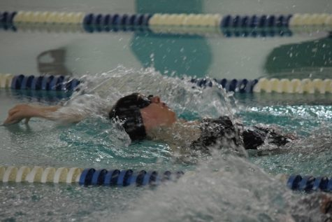 Photo Flash: Swimming vs. Ligonier Valley