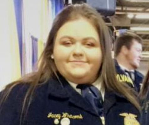 Tyrone Area FFA is recognized at Pennsylvania Farm Show
